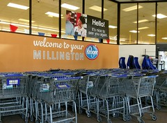 Welcome to the Millington Tennessee Kroger!