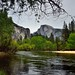 A River Setting to Take in Half Dome (Yosemite National Park) by thor_mark 