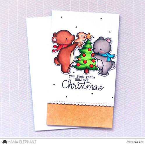 SH - A Beary Christmas - 1