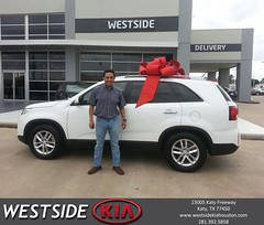 #HappyBirthday to Henry from Rubel Chowdhury at Westside Kia!