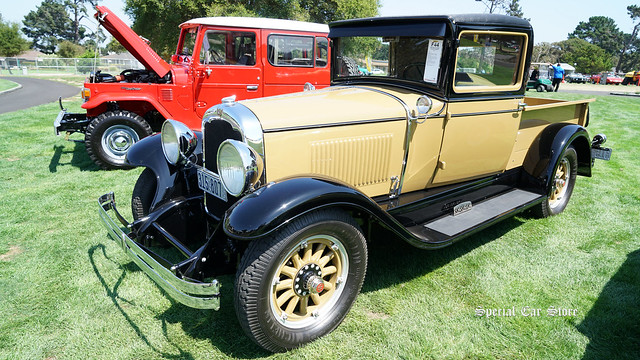 1930 Reo Flying Cloud Pickup at Mecum Auction Monterey 2017
