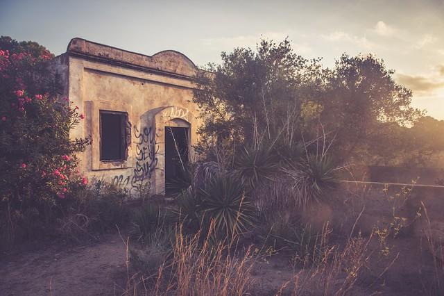 Les ruines de Cambrils