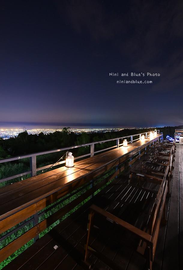 台中夜景亟餐廳庭園餐廳08