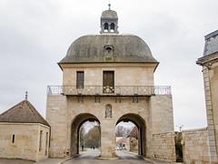 Porte des Moulins de Langres - Photo of Torcenay