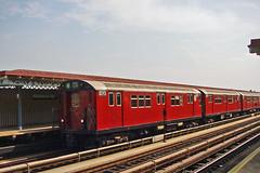 NYC Subway - Bronx Redbirds - Middletown Road, Pelham Line - R-29 8593
