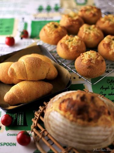 トマト酵母のパン 20170812-IMG_9218 (2)-1