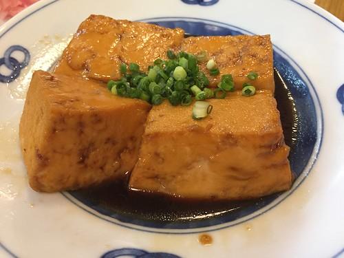 第二力酒蔵 豆腐煮