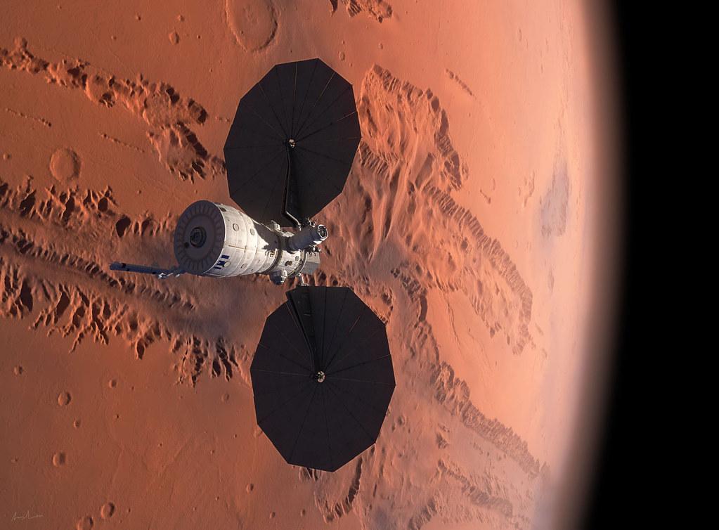 Mars Base Camp Mars Lab