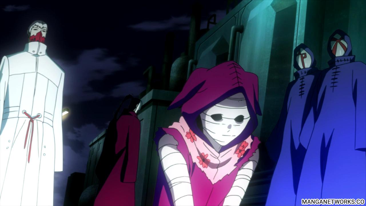 36570447951 5e5a3f0171 o Cùng nhìn lại Anime Tokyo Ghoul √A: Chất về hình thức   Hời hợt về nội dung