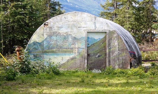 Quonset Mural