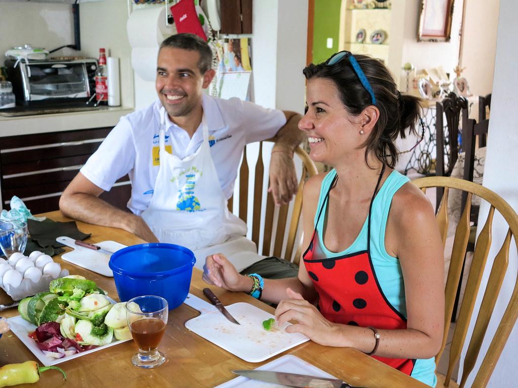 Curso de cocina en Mérida