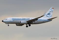 Tarom (Happy 60 years Livery) 737-700 YR-BGG