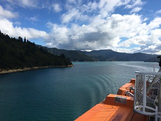 New Zealand - Picton to Wellington