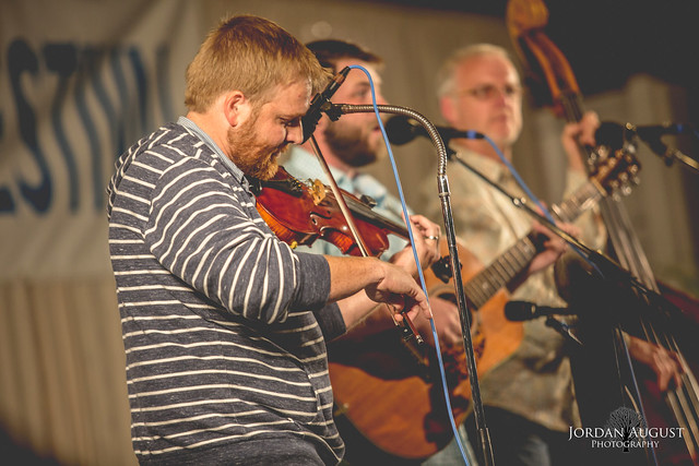 The Grascals at Delaware Valley Bluegrass Festival 9/2/2017