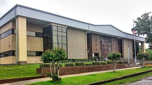 Washington County Courthouse- Chatom AL (1)