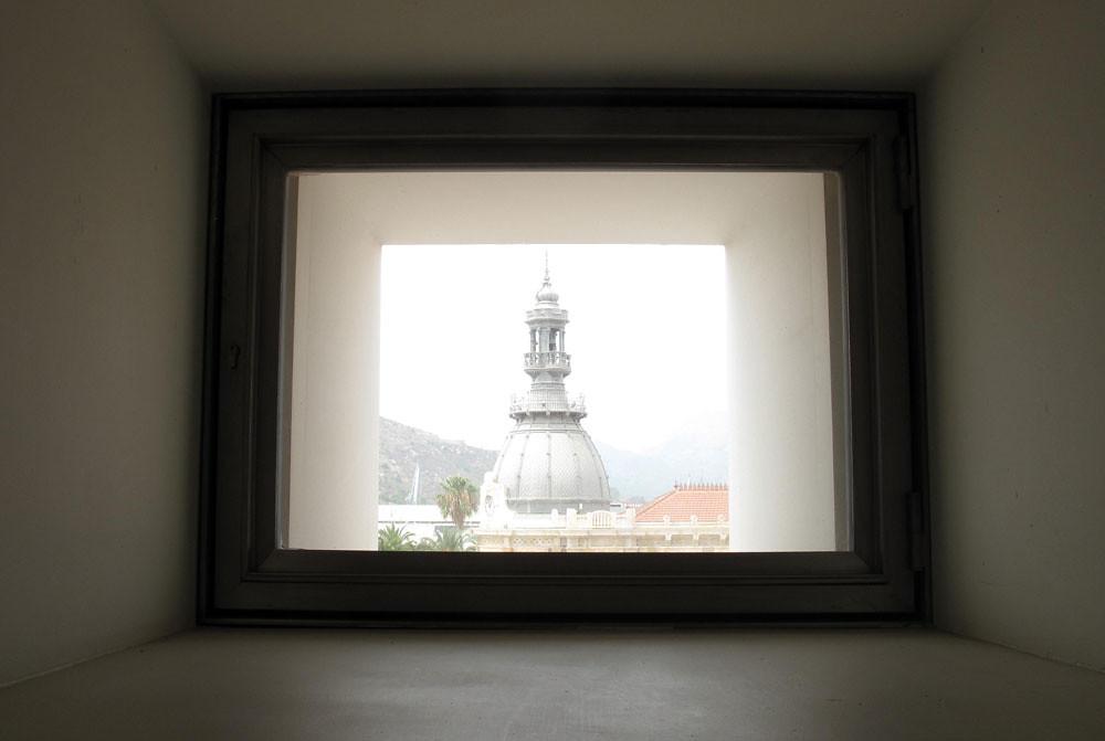museo teatro cartagena_patrimonio_rafael moneo_sala evolución histórica_catedral_arquitectura
