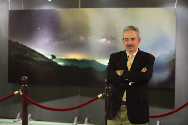 """Exposición """"Estrellas Ancestrales"""" se luce en el Palacio Nacional de la Cultura"""