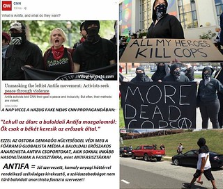 CNN Antifa