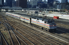 Amtrak F40PHR 312
