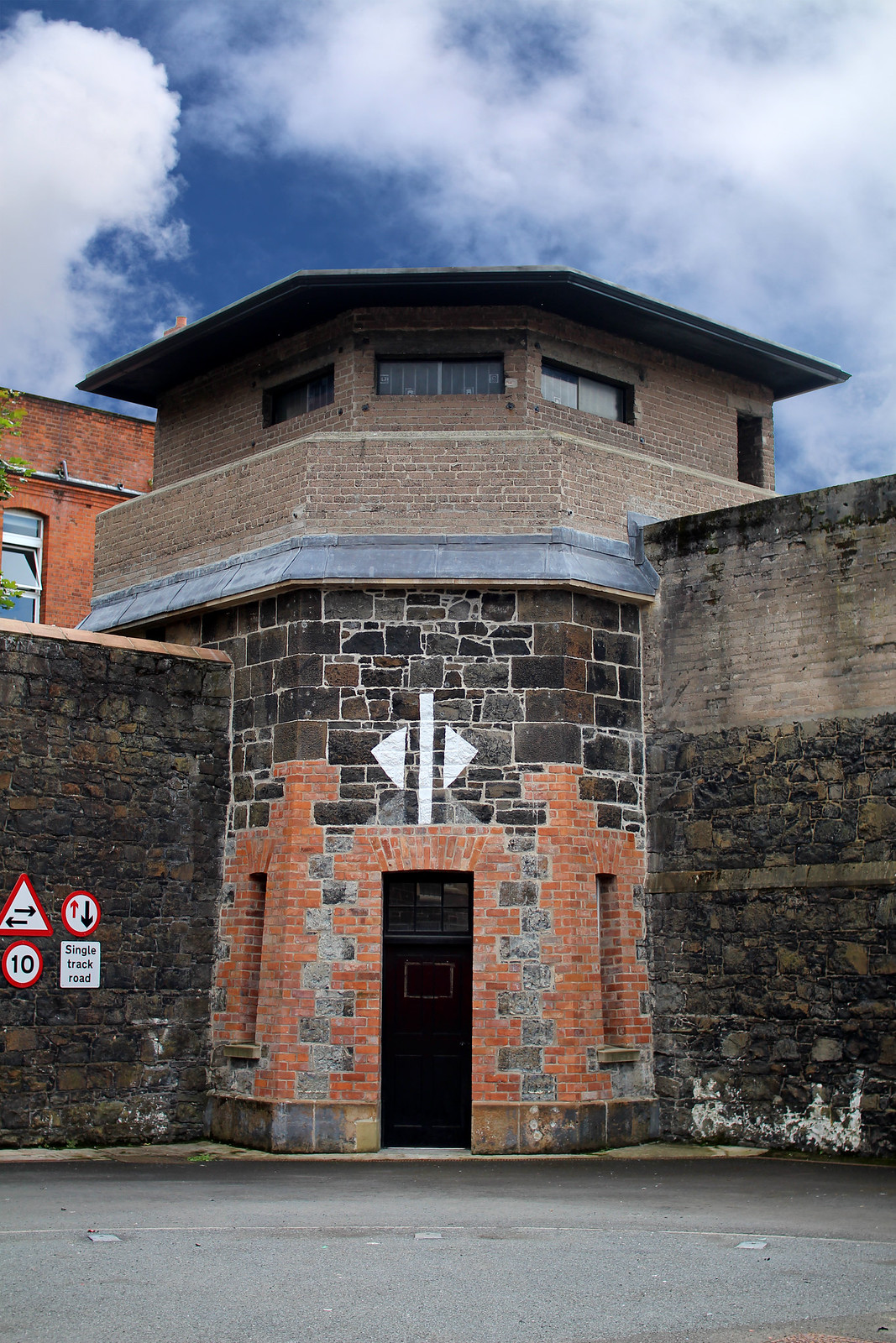Crumlin Road Gaol Belfast 48 hour guide travel blogger UK