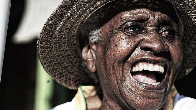 """""""Descubrí mi negritud en la Amazonia"""", afirma la fotógrafa Marcela Bonfim"""