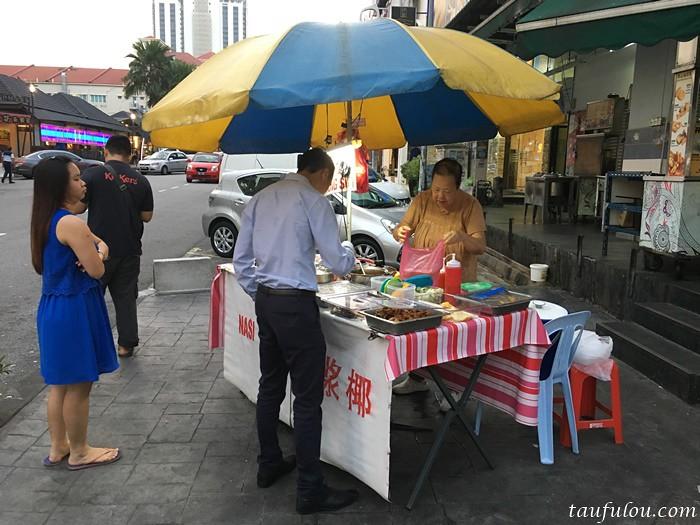 Nasi Lemak Kota Damansara (2)