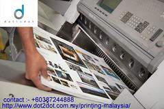 Printing Malaysia | Digital printing services | Dot2Dot