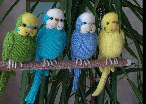 👏❤️❤️ loving this models of crochet birds, which pattern more beautiful and delicate congratulations. see step by step
