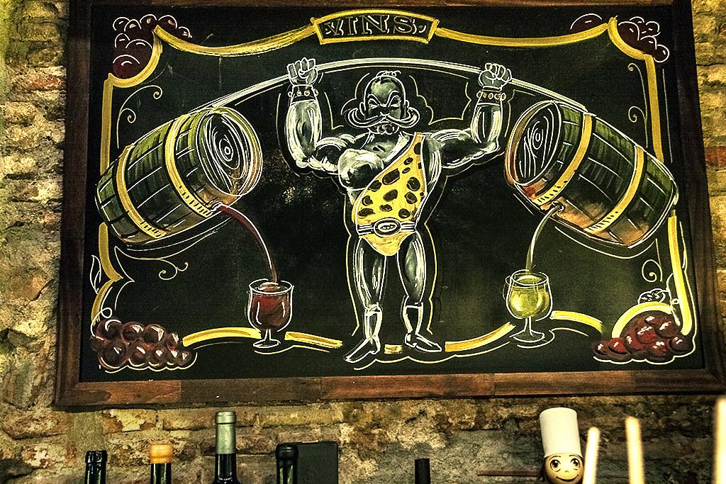 Wine bar--Reus