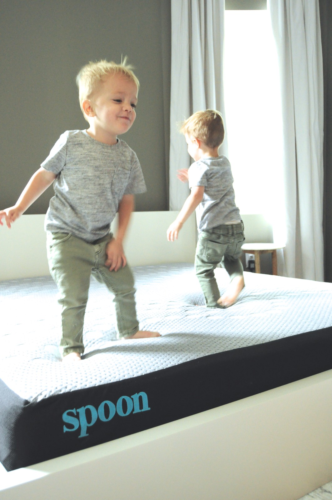 Spoon Sleep Bed