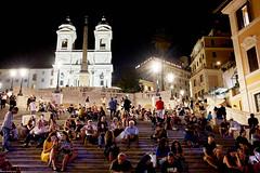 Rome, Spanish steps