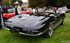 1963 Chevrolet Corvette Sting Ray roadster