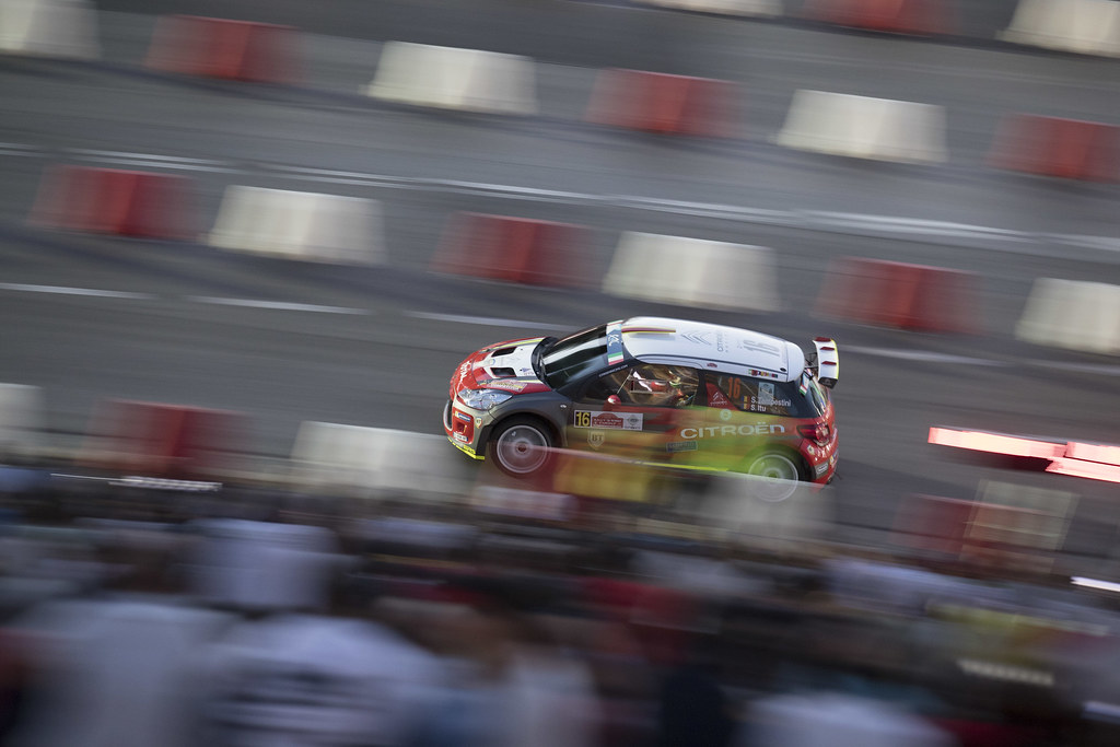 16 TEMPESTINI Simone (ROM) ITU Sergiu (ROM) Citroen DS3  R5 action during the 2017 European Rally Championship ERC Rally di Roma Capitale,  from september 15 to 17 , at Fiuggi, Italia - Photo Gregory Lenormand / DPPI