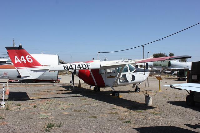 O-2A N29SJ/N474DF