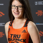 Sarah Manhard, WolfPack Cross Country Running