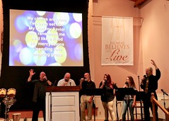Worship Service with Ves Sheely (9/17/2017) - Offering