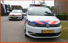 Dutch Military Police and Police.