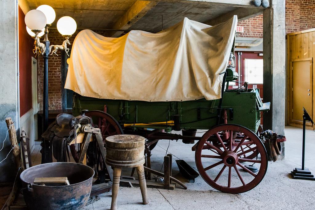 Le musée western de Stockyards Station (Texas) 37161907316_ff294912e2_b