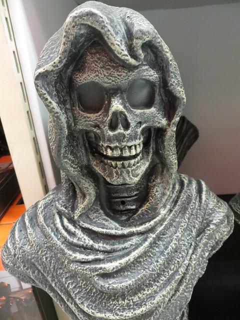 Cloaked Skull