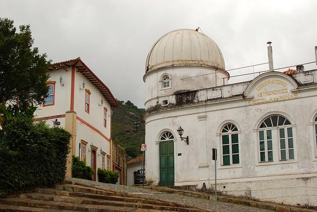 Observatório Astronômico Escola De Minas Ouro Preto