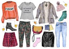 Fall fashion update - Mangomini