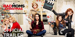A Bad Moms Christmas Action Movie 2017
