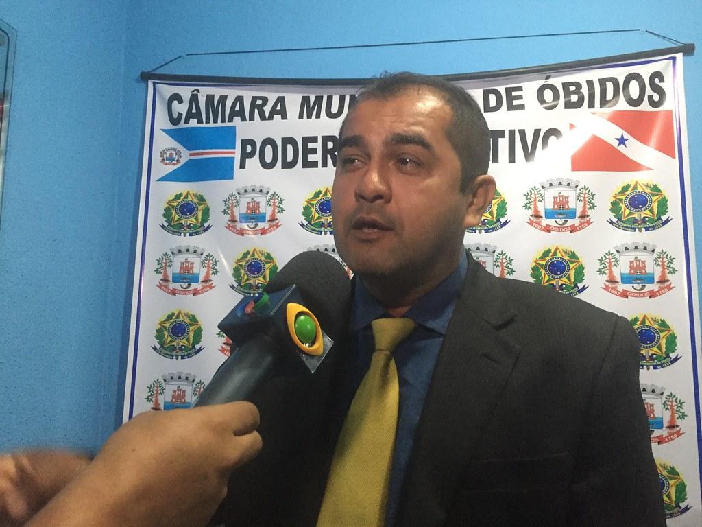 Protocolada a 1ª ação contra fake news em Óbidos; os 5 alvos são ligados ao prefeito