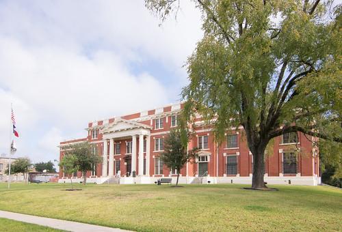 Trinity County Courthouse, Groveton, Texas 1709161001