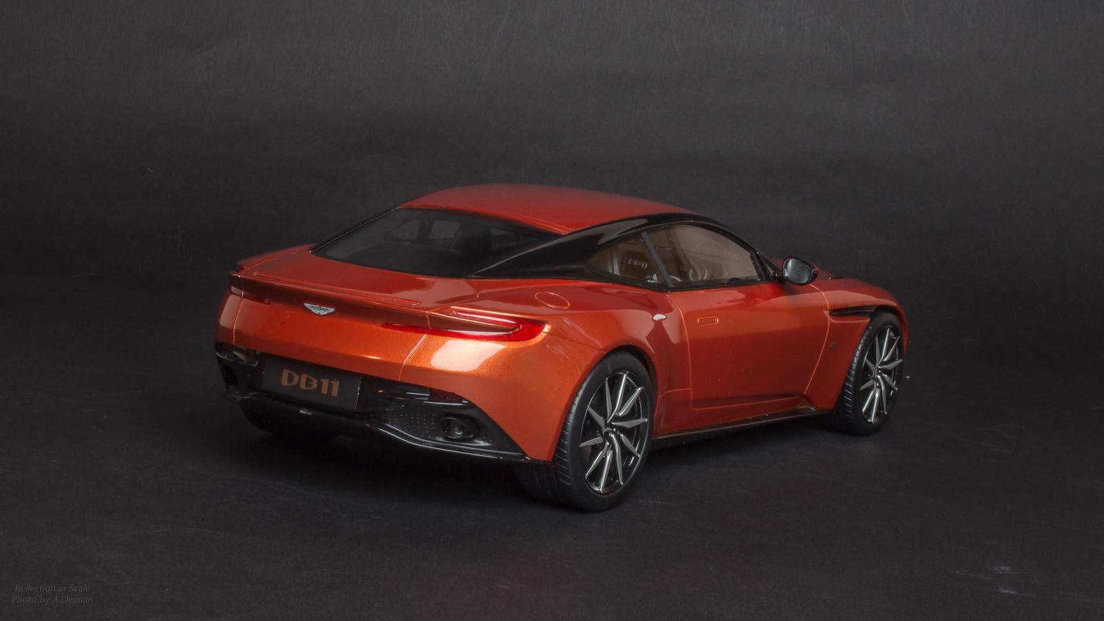 1 18 aston martin db11 by topspeed tsm aston martin diecast cars forums. Black Bedroom Furniture Sets. Home Design Ideas