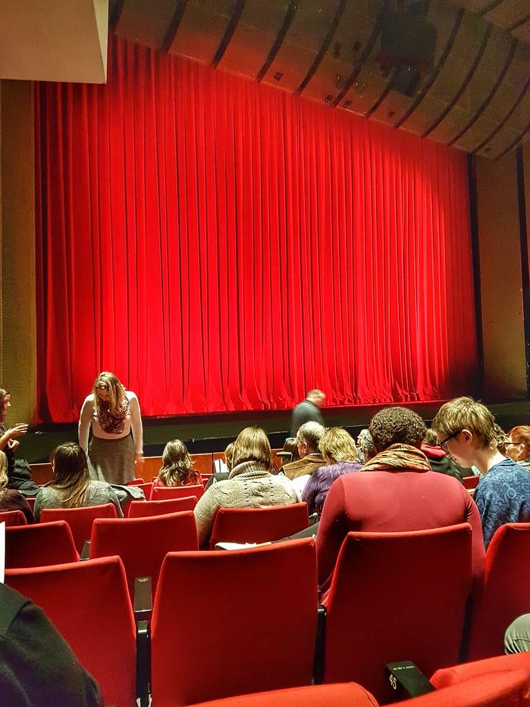 RWB Princess and the Goblin Red curtain