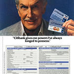 Fri, 2017-09-22 20:00 - Vincent Price for Citibank, 1986 ad