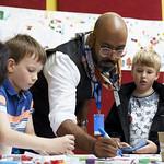 Ehsan Abdollahi leads a 'Big Draw'  