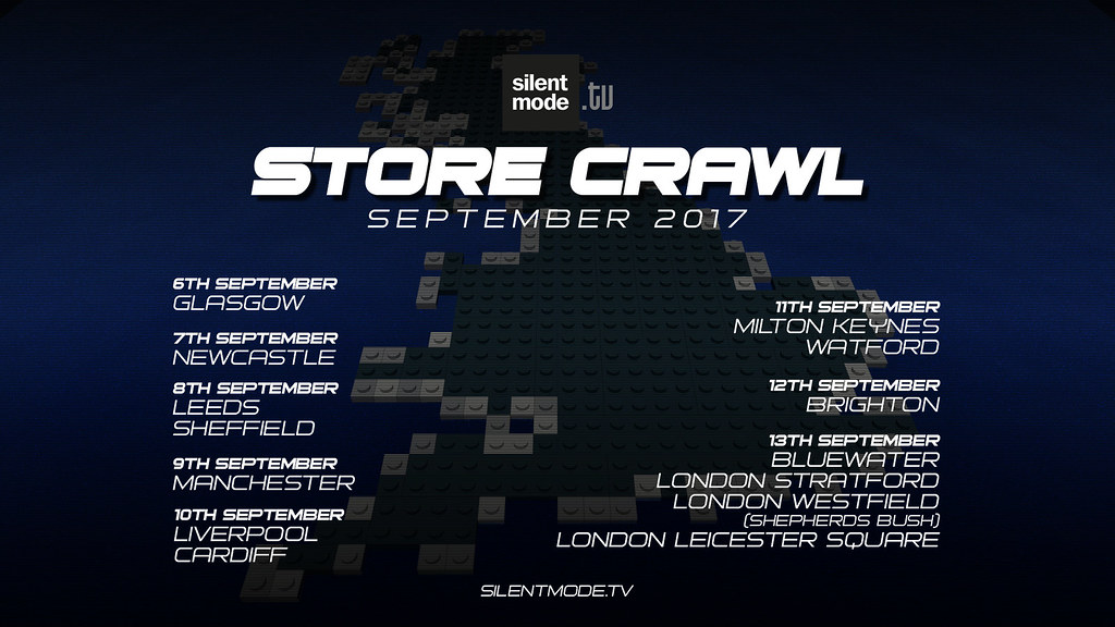 Store Crawl promotion.