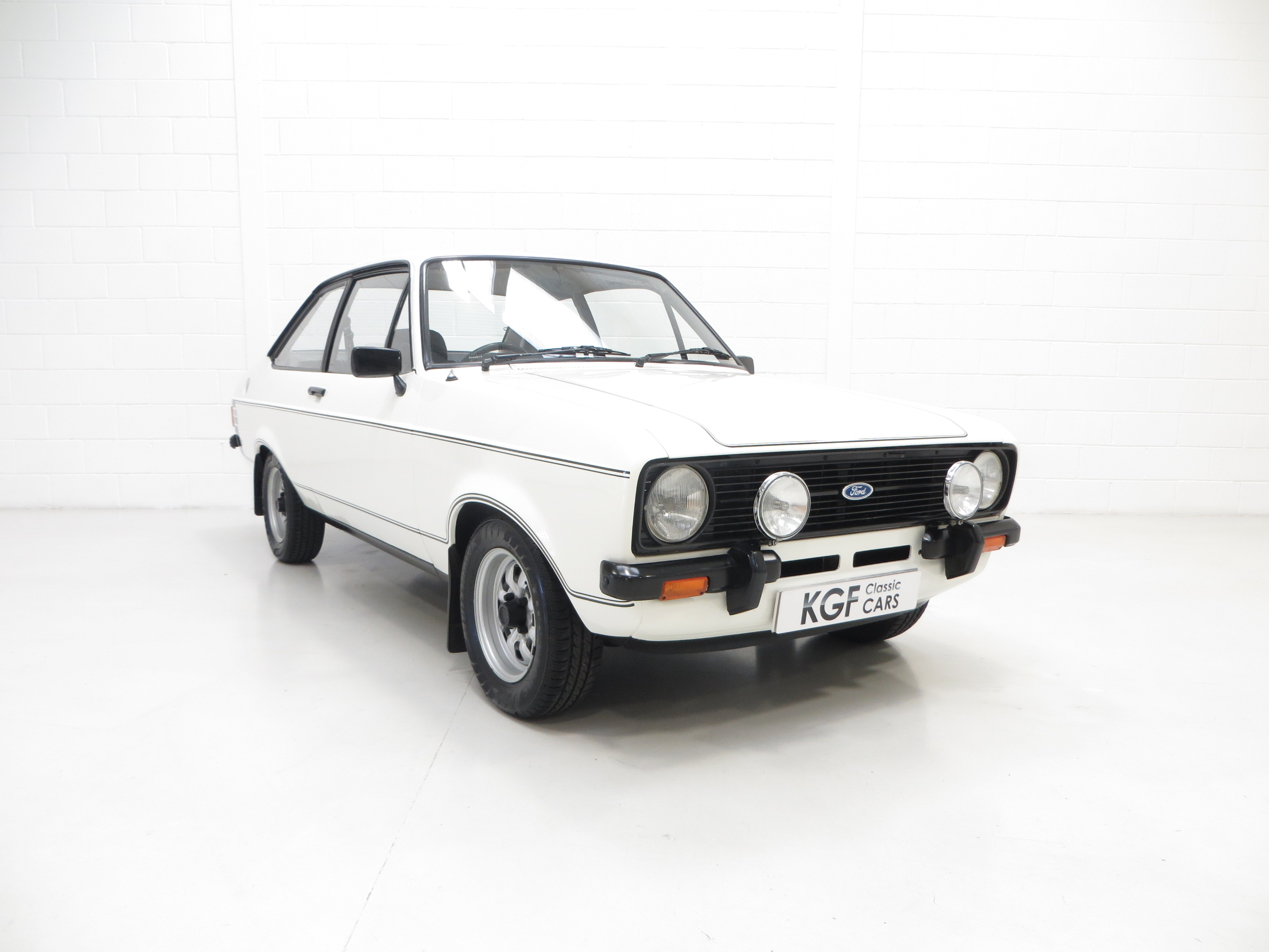 A UK Matching Numbers Mk2 Ford Escort 1600 Sport, SOLD!, PE1 | Retro ...